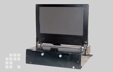 GSM-NFM LCD monitor colour