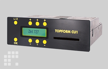 Topform CU1 destination programming device